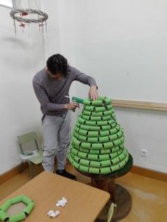 preparando el arbol